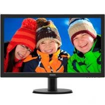 "Monitor 23,6"" LED Philips 243V5QHABA -"