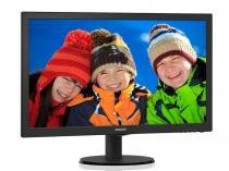 Monitor 23 LED Philips 243V5QHAB 23,6 1920 X 1080 FULL HD Widescreen HDMI Vesa -