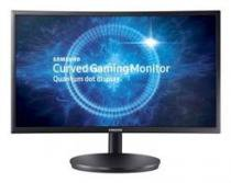Monitor 24 LED Samsung - FULL  HD - Gamer - Curve - 1MS - 2XHDMI - Display PORT - LC24FG70FQLXZD -