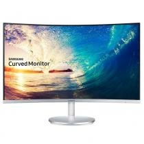 "Monitor 27"" LED Full HD LC27F591, HDMI, Entrada Áudio e Vídeo, Tela Curva - Samsung -"