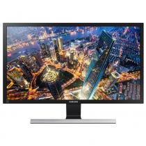 "Monitor 28"" LED 4K Ultra HD LU28E590 Widescreen, 2 HDMI, Game Mode - Samsung -"