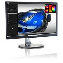 Monitor 28 ultra hd led philips 4k/usb/dvi/mhl/hdmi - 288p6ljeb/00 -