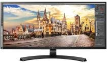 Monitor 34 LG 34UM68-P LED IPS - Ultrawide Full HD 2560x1080 - FreeSync - Modo Gamer -