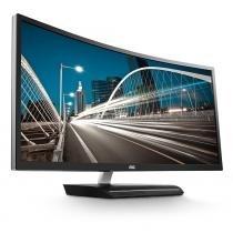 Monitor 35 curva gamer led full hd 2560x1080 hdmi c3583fq aoc - Aoc