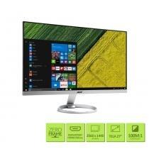 "Monitor Acer 27"" WQHD (2560 x 1440) 60hz 4ms USB tipo C HDMI DP -"