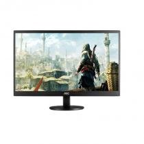 "Monitor AOC  23.6"" 1920 X 1080 FULL HD Widescreen VGA DVI VESA M2470SWD2 -"