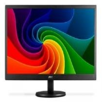 Monitor AOC LED 15.6 AOC 1366 X 768 Widescreen VGA Vesa E1670SWU/WM -