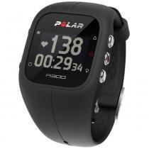 Monitor Cardíaco Polar A300 Com Monitor De Capacidade Física E Atividade Preto -