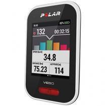 Monitor Cardíaco V650 HR Polar GPS - Contador de Calorias Resistente a Água