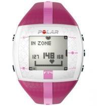 Monitor de Frequência Cardíaca Polar FT4F Roxo/Rosa - Polar
