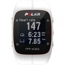 Monitor de Frequência Cardíaca Polar M400 GPS Branco HR - Polar