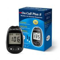 Monitor de Glicose Simples - On Call Plus -