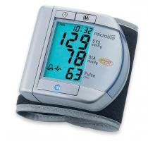 Monitor de Pressão Microlife Arterial Automático de Pulso - Microlife