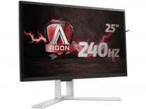 "Monitor gamer aoc 24,5"" led 1920x1080 wide g-sync 240hz hdmi dp -"