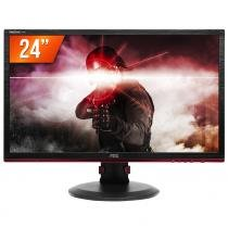 "Monitor Gamer LED 24"" AOC 144Hz 1ms Full HD 1 HDMI G2460PF -"