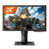"Monitor Gamer LED 24"" BenQ 144Hz 1ms Full HD Zowie XL2411 -"
