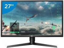 "Monitor Gamer LG LED 27"" Full HD Widescreen - 27GK750F-B.AWZ"