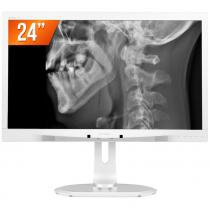 "Monitor LCD com Clinical D-image 24"" Widescreen C240P4QPYEW PHILIPS -"