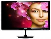 Monitor LCD com iluminação LED 23 Philips Full HD Contraste de - Philips