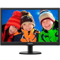 Monitor led 18,5 193v5lsb2/57 philips -