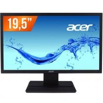 "Monitor LED 19,5"" HD V206HQL Acer -"