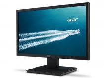 Monitor led 19.5 acer v206hql 19,5 led 1366 x 768 widescreen vga vesa -