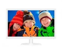 Monitor LED 21,5 Philips VGA, FULL HD, Branco -