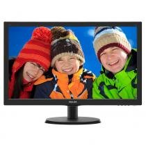 Monitor LED 21,5 Widescreen Philips 223V5LHSB2 - Full HD -