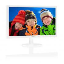 Monitor LED 21.5 Philips 223V5LHSW Branco -
