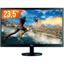 "Monitor led 23,5"" aoc full hd widescreen m2470swd2 - Aoc"