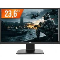"Monitor led 23,6"" aoc full hd 2 hdmi ajuste de pivot m2470pwh - Aoc"