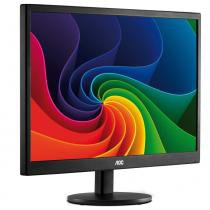 Monitor LED AOC 15,6 Widescreen VESA -  E1670SWU-WM -