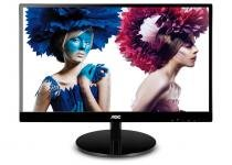 "Monitor led aoc 23""  full hd, slim, vga e hdmi - Aoc"