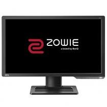 "Monitor LED Gamer 24"" BenQ Zowie XL2411, Full HD, 144Hz, D-Sub, HDMI, DVI - Preto -"