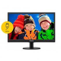 Monitor LED Philips 18.5 Polegadas Widescreen HDMI 193V5LSB2 -