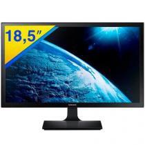 Monitor LED Samsung 18.5 Polegadas Widescreen HDMI/D-SUB - S19E310 -