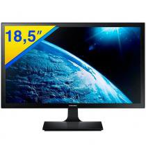 Monitor LED Samsung 18.5 Polegadas Widescreen HDMID-SUB - S19E310 -