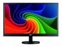 Monitor Led Slim AOC HD E1670SWU - Aoc