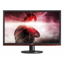 Monitor LED Widescreen 24 AOC Gamer G2460VQ6 Full HD - HDMI/VGA -