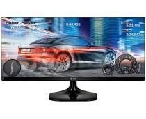 Monitor LG 25 UW 21:9 IPS FULL HD 2560X1080 Brilho 250 HDMI Vesa Preto - 25UM58 -