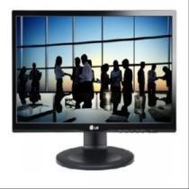 Monitor LG LED 19.5 1600X900 Altura Rotação VGA DVI 20M35PD -
