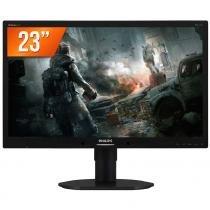 "Monitor Philips LED 23"" Full HD Widescreen 231B4QPYCB -"