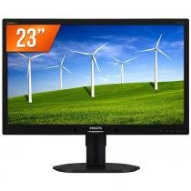 "Monitor Philips LED 23"" Full HD Widescreen 231B4QPYCB - Philips"
