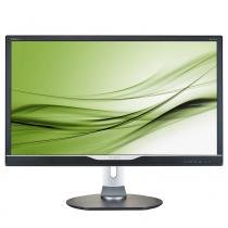 "Monitor Philips LED 28"" Widescreen Ultra HD 4K 288P6LJEB/57 com Auto Falantes Integrados -"