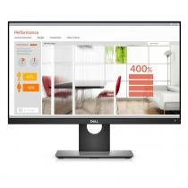 "Monitor Professional LED QHD IPS 23,8"" Widescreen Dell P2418D Preto -"