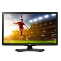 "Monitor tv 19,5"" lg 20mt48df preto hd - hdmi, usb, conversor digital -"