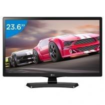 "Monitor TV LED 23,6"" LG Gamer 24MT49DF-PS - Conversor Digital HDMI USB"