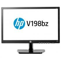 "Monitor widescreen 18.5"" led hp v198bz - vga/dvi -"