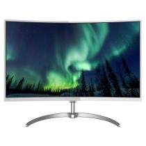 Monitor Widescreen Led Philips 278E8qjaw 27 Pol Curvo Full Hd 1920X1080 -