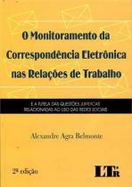 Monitoramento da correspondencia eletronica nas - Ltr